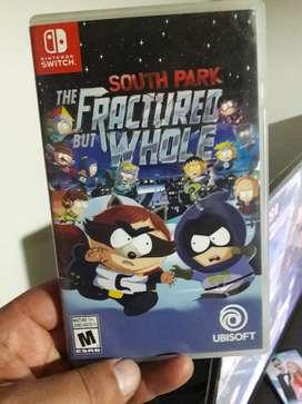 Juego Nintendo switch original $1000 o permuto