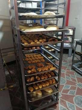 Panadero, pastelero