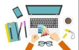 Se requiere diseñador grafico-comunicador social