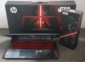"""Vendo Notebook Star Wars Edicion Especial - Pantalla de 15"""", disco de 6gb y capacidad de 1tb."""