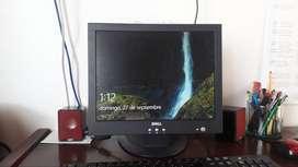 Monitor Dell LCD 17 pulgadas <<USADO>> (Ref. E151FPP)