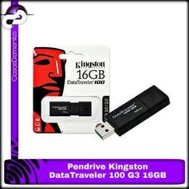 PENDRIVE KINGSTON DATATRAVELER 100 G3 16GB