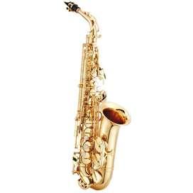 Saxofon Jupiter JAS-767GL/JAS700Q Music Box Colombia Alto