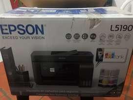 Impresora Epson cómo nueva