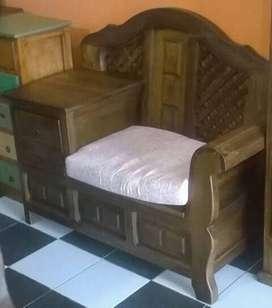 Mueble para teléfono