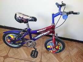 Se vende bicicleta en Puno.