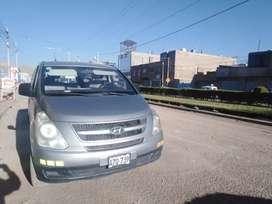Vendo por falta de espacio mi hyundai H1 del año 2011 conservado precio poco conversable $11900