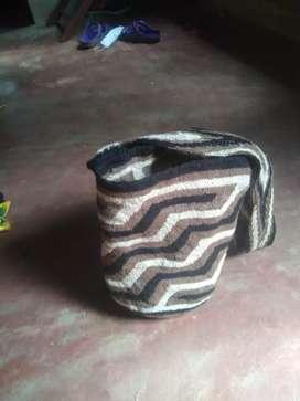 Mochila de lana