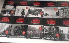SEGUNDA GUERRA MUNDIAL DVD  + LIBRO