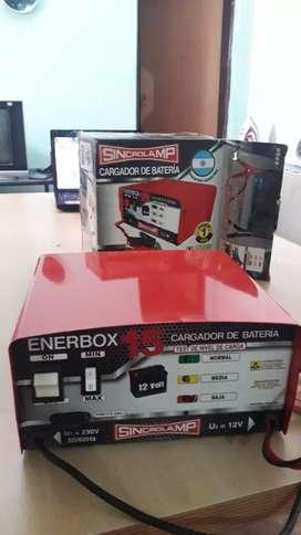 Cargador de batería sincrolamp 15