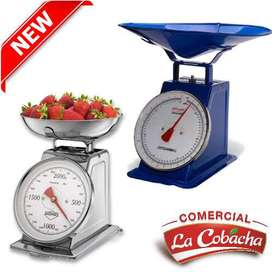 Balanza-manual-reloj-mostrador 5 a 30 kg