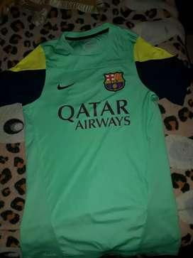 Vendo o permuto camiseta del Barcelona talle s