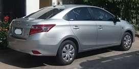 Vendo Toyota Yaris Año 2015 comprado 2016, Uso particular 31,000 Km. Con SOAT al 2021
