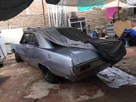 Clasico Dodge magnum 80