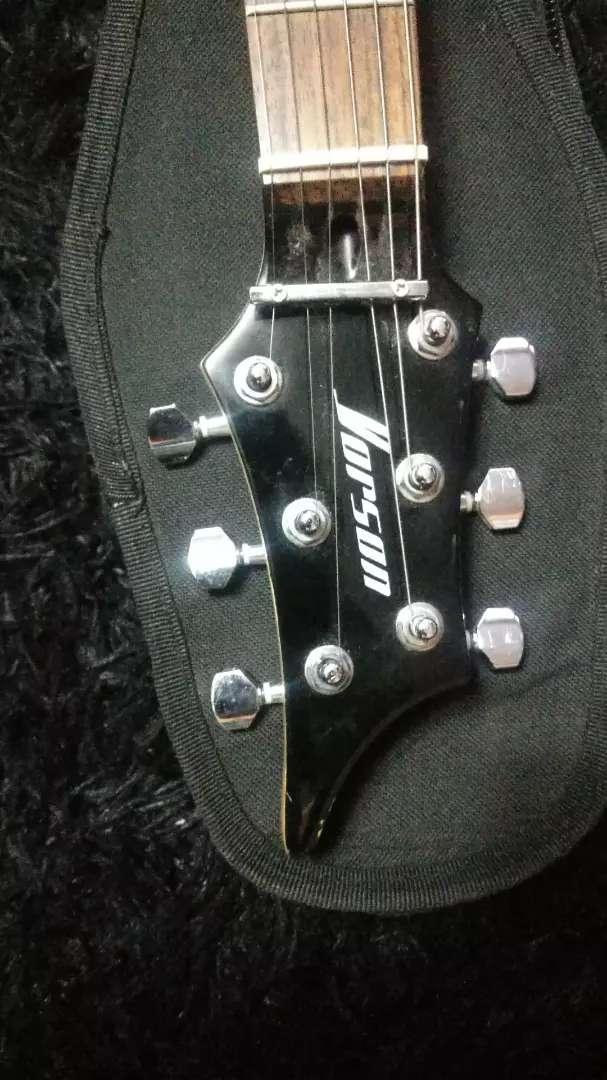 Guitarra eléctrica cambió o vendo