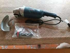 Amoladora Bosch GWS 26-180 nueva sin uso.