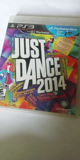 Just dance 2014 ps3