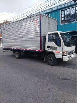 Venta de camión JAC 1063 modelo 2014