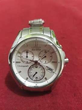 Reloj Eco Drive Safiro Original Dama negociable de cegunda