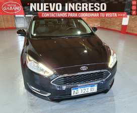 Ford Focus 2017 Impecable