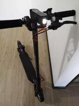 Vendo scooter folding cómo nueva
