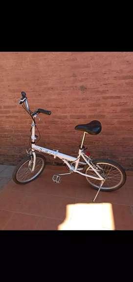 Bicicleta Plegable AXN