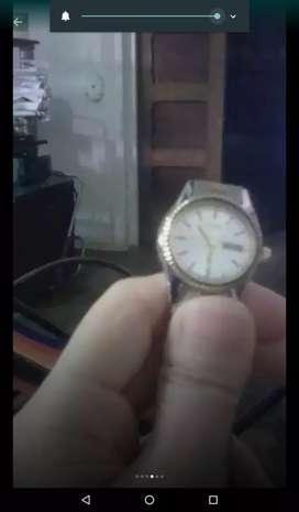 Reloj Citizen ORIGINAL funcionando