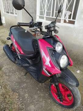 Vendo Yamaha bwis