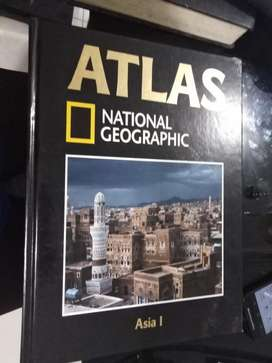 Atlas National Geographic Asia I