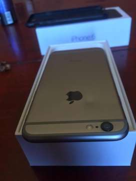 Vendo mi iphone 6 32gb