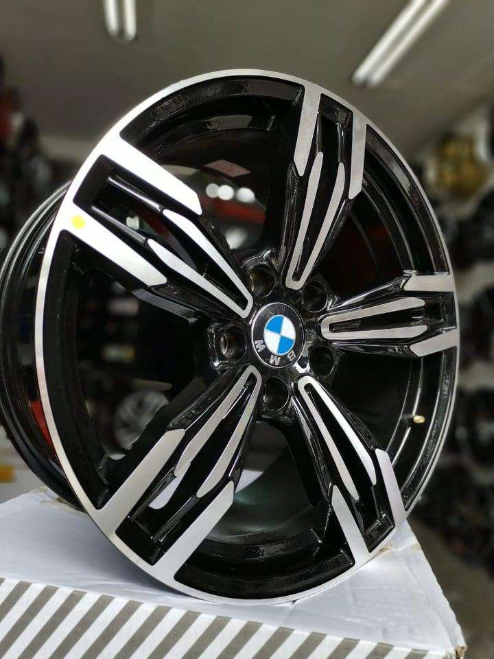 RINES DE LUJO RIN 17, 18,  BMW, AUDI, MERCEDES, VW, CALIDAD AAA, DOS AÑOS DE GARANTIA, 0