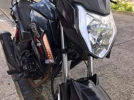Moto Akt Cr4 125 modelo 2018