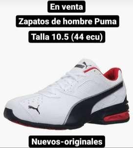 Zapatos de hombre puma originales nuevos talla 44