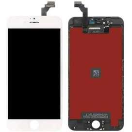 Display Lcd + Táctil para Iphone 6s Plus calidad oled nuevo garantizado instalado a domicilio