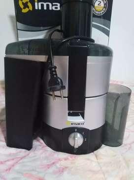 Vendo extractor de jugos JEFC60