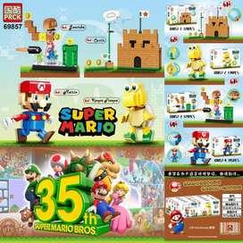 Legos De Mario Bros 74 Piezas Oferta $,9.5