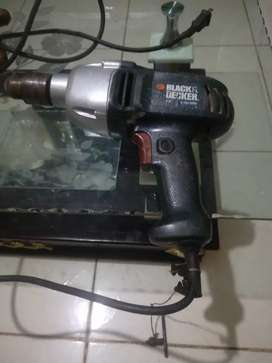 Vendo taladro Black & Decker