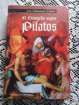 Libro el evangelio según pilatos