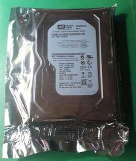 DISCO DURO WESTERN DIGITAL 320GB NUEVO PC
