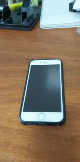 Iphone 7 de128 gb flamante
