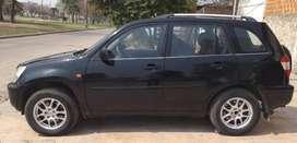 Vendo Tiggo en exelente estado sin falla recibo vehiculo por parte de pago 2011 4x2