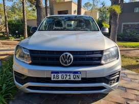VW AMAROK 4X4 TDI TRENDLINE 137m KM IMPECABLE