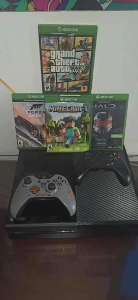 Xbox one 500GB.  Leer descripción