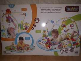 Gimnasio Bebe Priori Yookidoo Gymotion Activity Playland