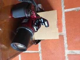 Vendo cámara nikon COOLPIX L840