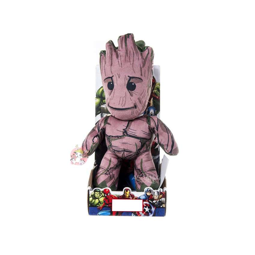 Peluche Groot Marvel Original End Game Juguete Importado 0