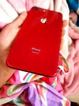 Iphone 8 plus 64gb con rsim libre