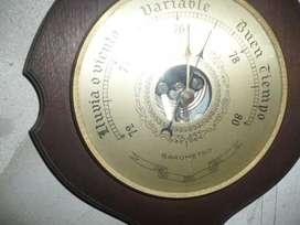 barometro control de temperatura