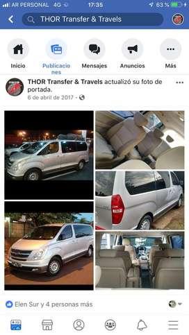 Servicio de Viajes y Transfer