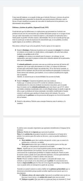 Resúmenes y transcripciones en español.